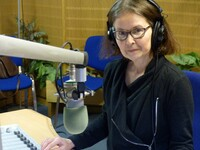 Meine Literatur Sendung auf Radio-RheinWelle 92,5
