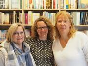Erika Wellmann, Kathrin Wellmann & Marion Wöbken