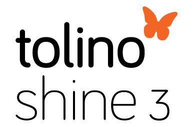 tolino shine 3 Logo