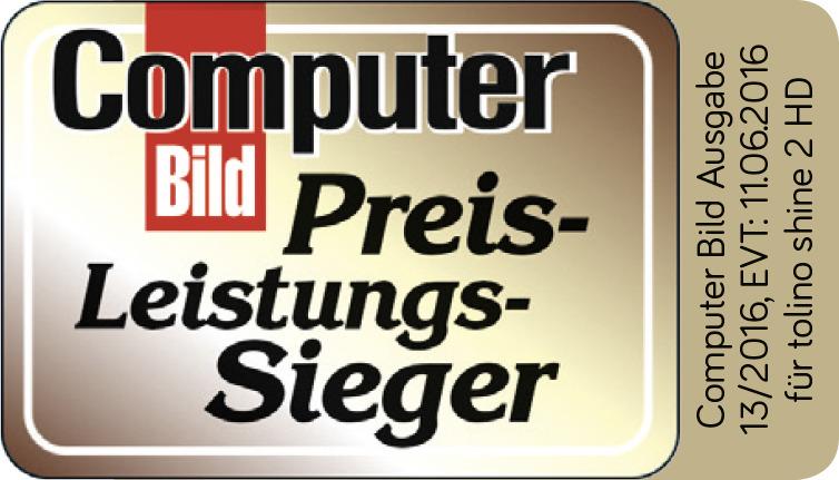 Computer-Bild 2016-13 bariol mit tolino