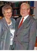 Doris und Theodor Thoben