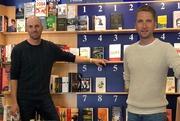 Sebastian Schultz und Denis Becker (vlnr.)