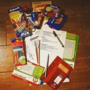 Schulbedarf - Service