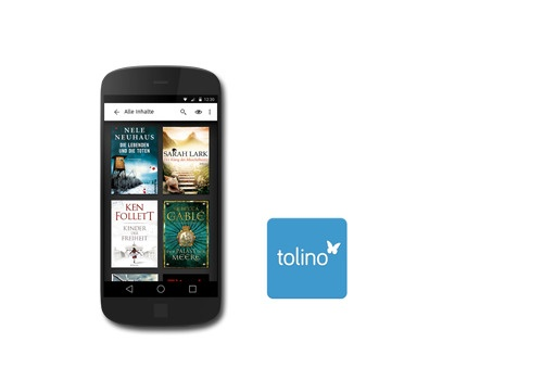 tolino app Modul3